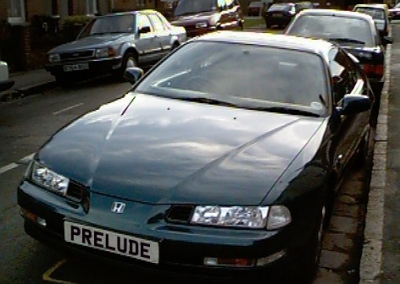 My first Honda Prelude. A 2.0L Si.