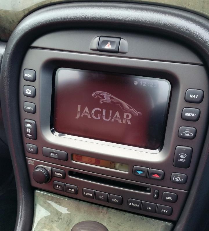 Jaguar X-Type 2001-2009 Front Brake Calipers Pair